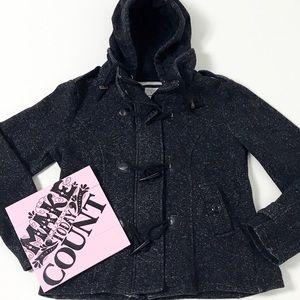 Full Tilt Hooded Coat XL Speckled